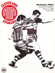 1968 Cleveland Stokers Program