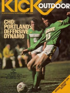 Cho Young-jeung Portland Timbers