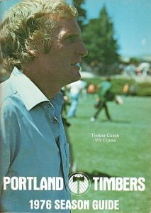 1976 Portland Timbers Media Guide