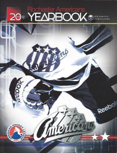 2011-12 Rochester Americans Yearbook