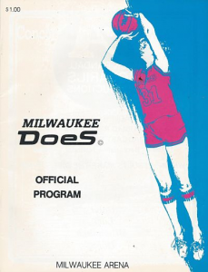 1979-80 Milwaukee Does Program