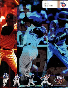 Iowa Cubs Yearbook