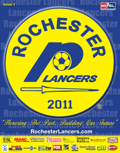 2011-12 Rochester Lancers Program