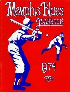 Memphis Blues Yearbook