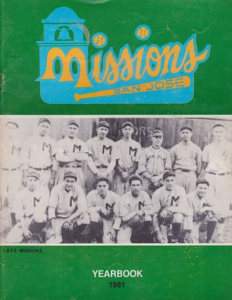 San Jose Missions Yearbook