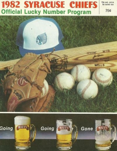 Syracuse Chiefs Program