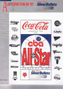 1991 CBA All-Star Game