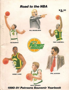 Albany Patroons Yearbook