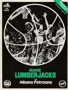 Maine Lumberjacks Program