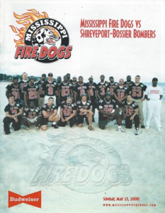 Mississippi Fire Dogs