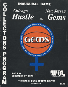 1978 New Jersey Gems Program