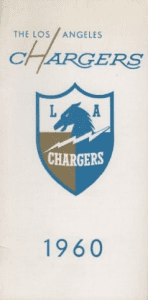 Los Angeles Chargers Media Guide