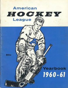 1960-61 American Hockey League Yearbook