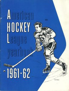 1961-62 American Hockey League Yearbook