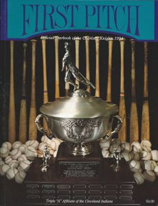 1994 Charlotte Knights Yearbook