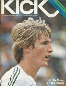 Jim McAlister Seattle Sounders