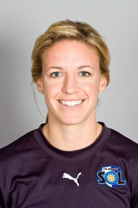 Aly Wagner Los Angeles Sol