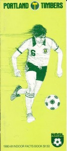 1980-81 Portland Timbers Media Guide