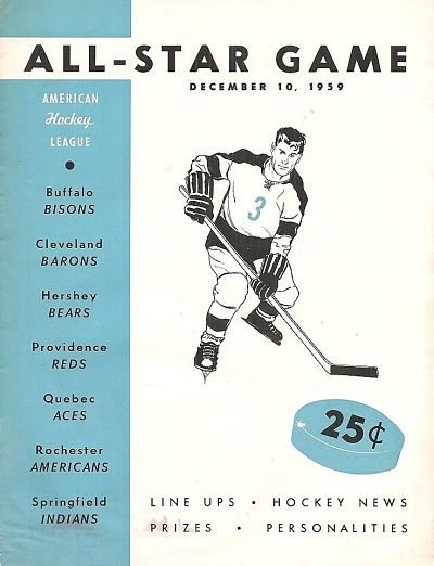 1959 AHL All Star Game