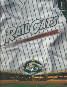 2003 Gary SouthShore Railcats Yearbook