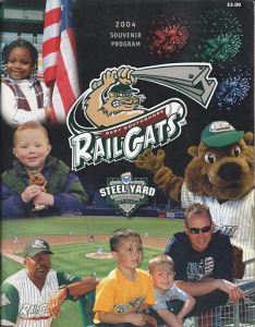 2004 Gary SouthShore Railcats Yearbook