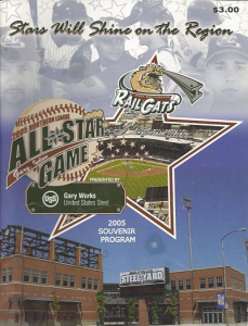 2005 Gary SouthShore Railcats Yearbook