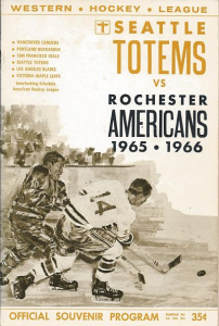 1965-66 Seattle Totems