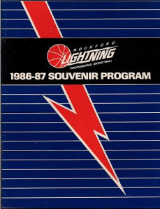 Rockford Lightning Program