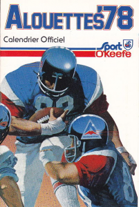 1978 Montreal Alouettes