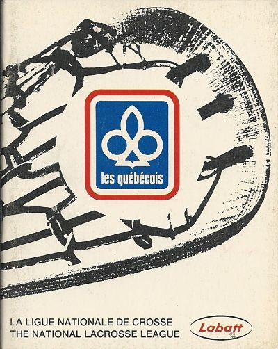 1975 Montreal Quebecois Media Guide