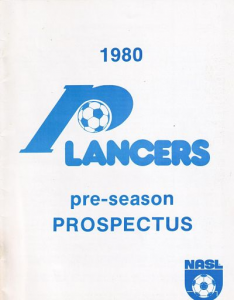 1980 Rochester Lancers