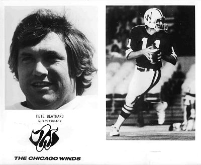 Pete Beathard Chicago Winds