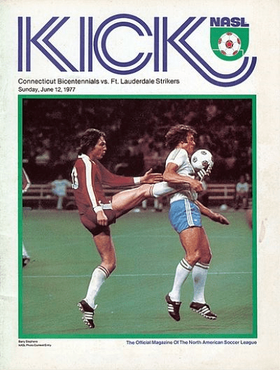 1977 Connecticut Bicentennials Program