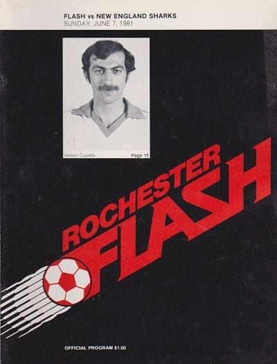 Nelson Cupello Rochester Flash