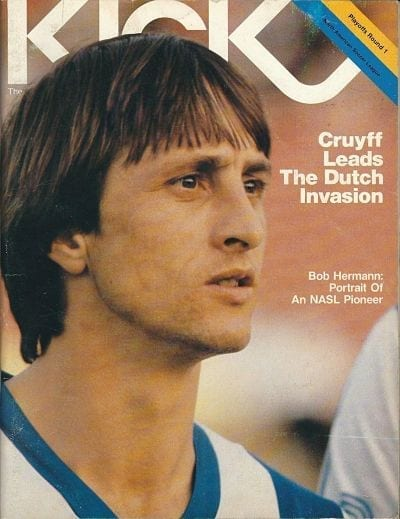 Johan Cruyff Los Angeles Aztecs