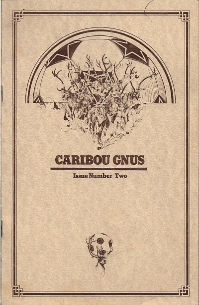1978 Caribous of Colorado Newsletter