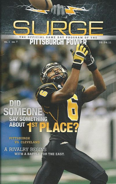 Jerome Mathis Pittsburgh Power