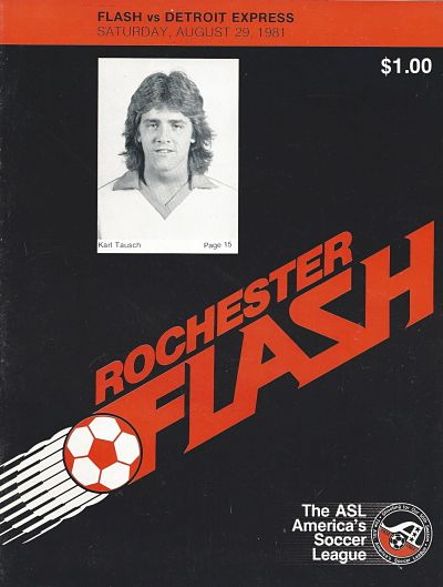 Karl Tausch Rochester Flash