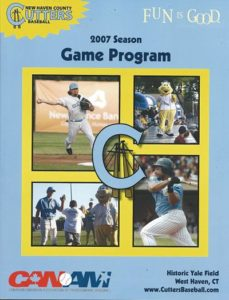 2007 New Haven County Cutters Program