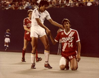 Johan Cruyff Washington Diplomats