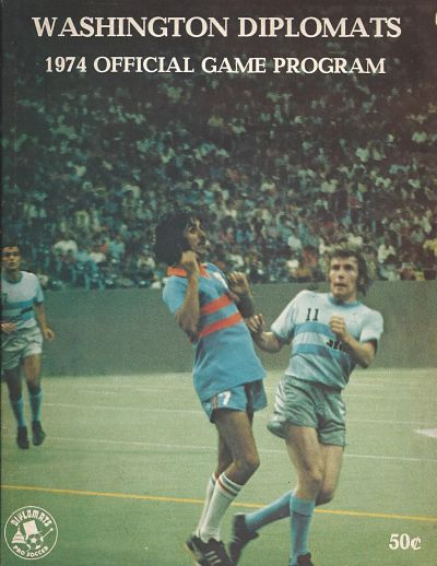 1974 Washington Diplomats Program