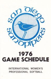 1976 San Diego Sandpipers