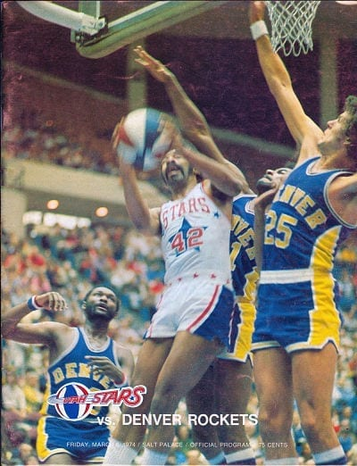 American Basketball Association Archives Fun While It