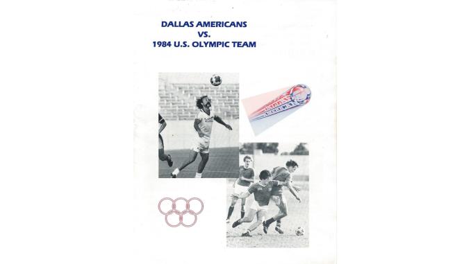 1983 1985 Dallas Americans Fun While It Lasted