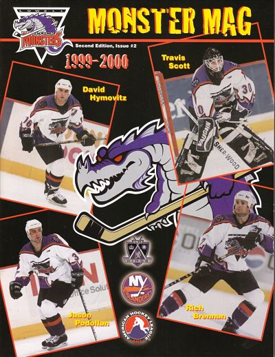 1998 2006 Lowell Lock Monsters Fun While It Lasted