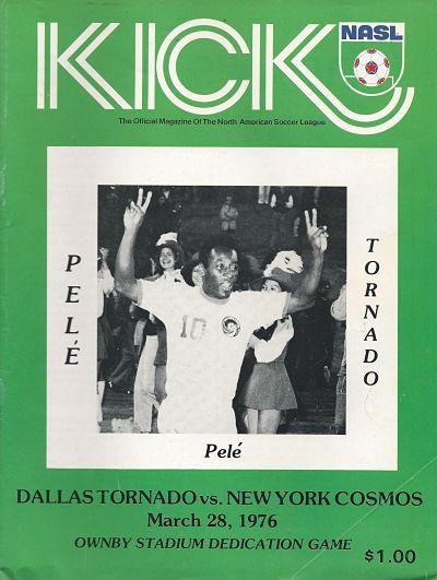 1967-1981 Dallas Tornado • Fun While It Lasted