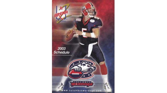 2001-2004 Columbus Wardogs • Fun While It Lasted